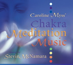 MM00125D Caroline Myss' Chakra Meditation Music