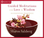 AW01367D Guided Meditations for Love and Wisdom